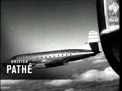 Canadian Jet Airliner (1949)