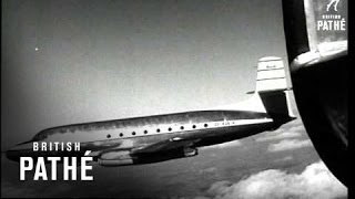 Canadian Jet Airliner - The Avro C-102 (1949)