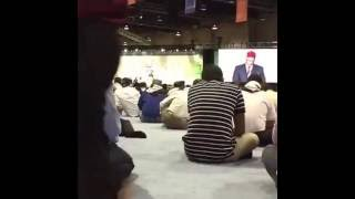 Jalsa Salana USA 2016 2nd Day Session - 2nd Speech (1)