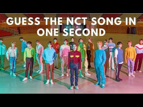 GUESS THE NCT SONG IN ONE SECOND