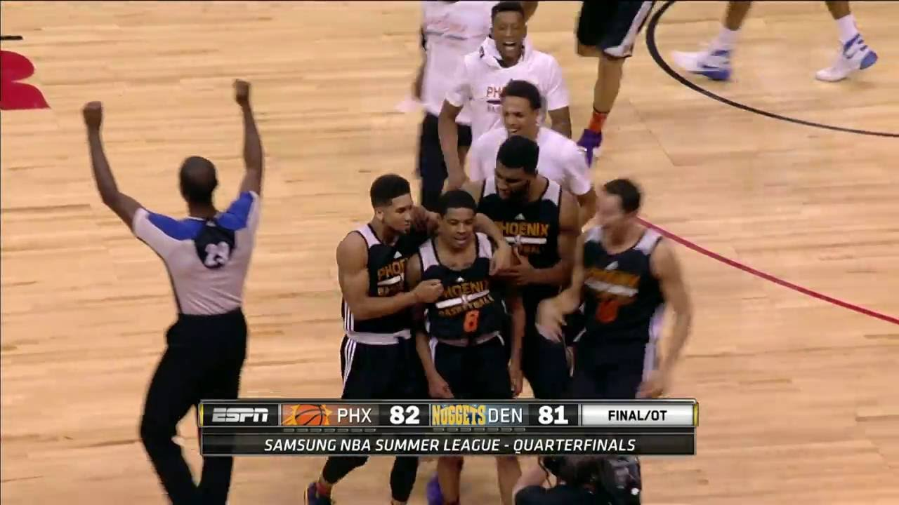 Devin Booker drains remarkable buzzer-beater to lift Suns past ...