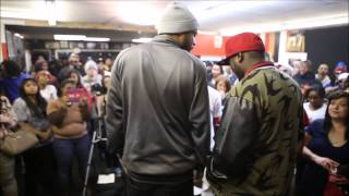 Mic Murdaraz TV Presents  Visious Vs. Young Rated Hosted By Ill Will