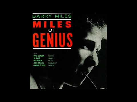 Barry Miles - Miles Of Genius (1962) (Full Album)