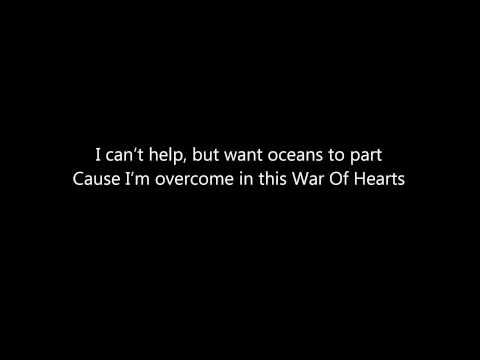 Ruelle - War Of Hearts Lyrics Video