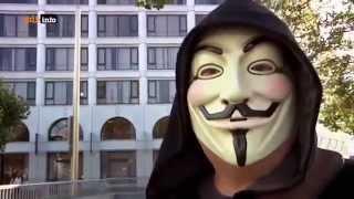 Rebellen im Internet - Story der Anonymous Hacktivisten [DokuExtrem]