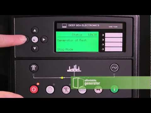 How To Adjust The Transient Delay Of Your Affordable Diesel Generator