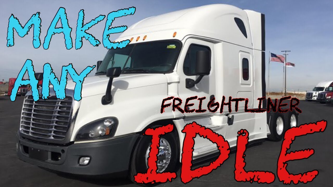 Guaranteed! Keep your Freightliner running