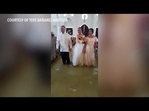 Matt - A Flood Won't Stop This Wedding!