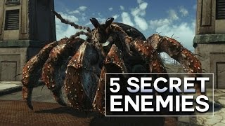 Fallout 4 - 5 Secret Enemies