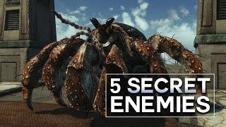 Video Fallout 4 - 5 Secret Enemies download MP3, 3GP, MP4, WEBM, AVI, FLV Juli 2018