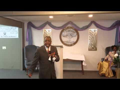 Bishop Blake L. Mills - Mar. 6, 2016- I'm Moving to Greater