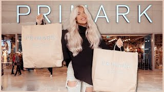 *NEW IN* PRIMARK OCTOBER/NOVEMBER 2020 | get cosy + come shopping with me!