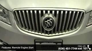 2012 Buick LaCrosse Premium 1 - Lou Fusz Chevrolet - Sain...
