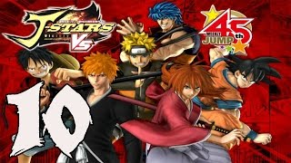 J-Stars Victory VS+ - Gameplay Walkthrough Part 10: Ninja Prow