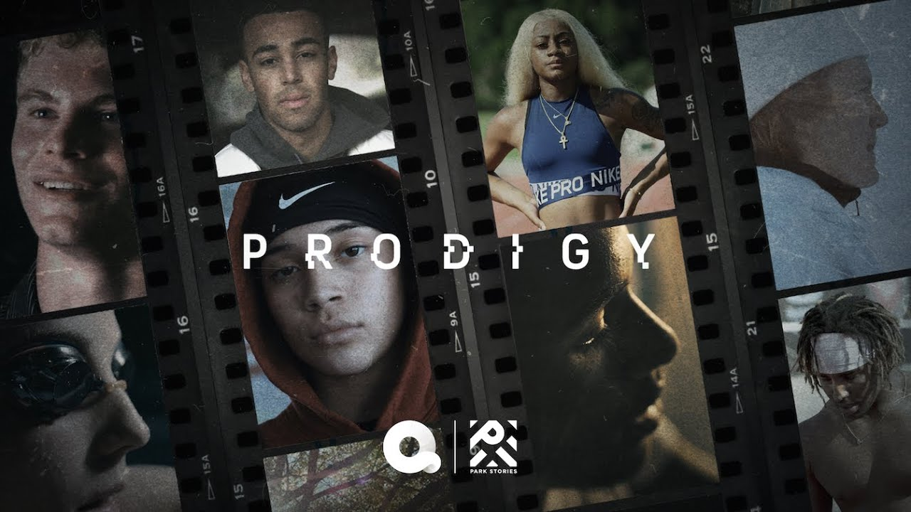 Prodigy || April 6th, Only on Quibi