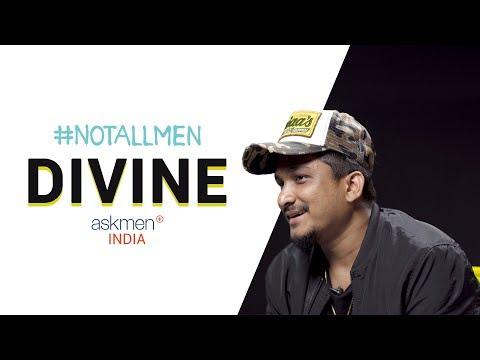 #NOTALLMEN Interview Series  | Divine | Askmen India | Gully Boy