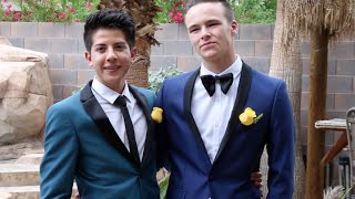 Straight Guy Asks Gay Guy to Prom: The Full Story!
