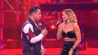 Helene Fischer & Andreas Gabalier - Rocklegenden-Medley (Die Helene Fischer Show 2019)
