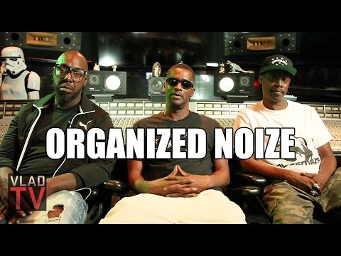 Organized Noize on Sleepy Brown Using Curtis Mayfield's Style, Curtis Co-Signing It