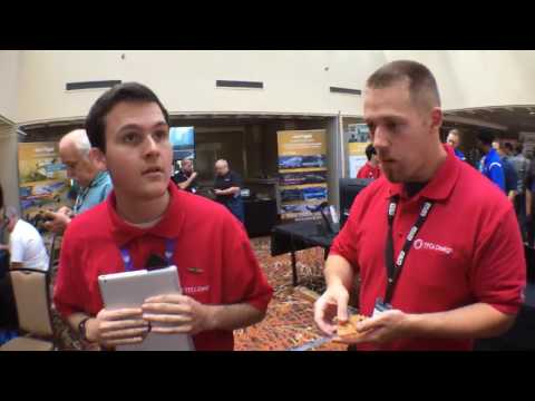 FlightSimCon 2017 Floor Walk-Around