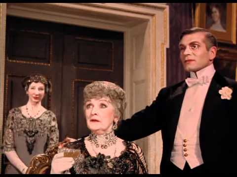 The prince and the showgirl - 1st Sybil Thorndike scene ...