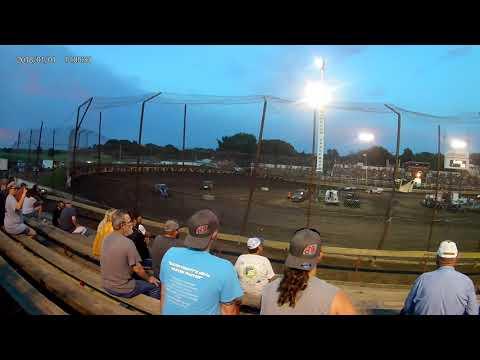 B mod feature Macon Speedway 6-29-19