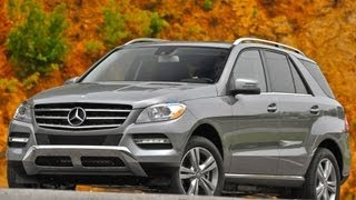 2013 Mercedes-Benz ML350 Start Up and Review 3.5 L V6