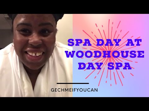 SPA DAY | Vichy Treatment | Woodhouse Day Spa Maryland
