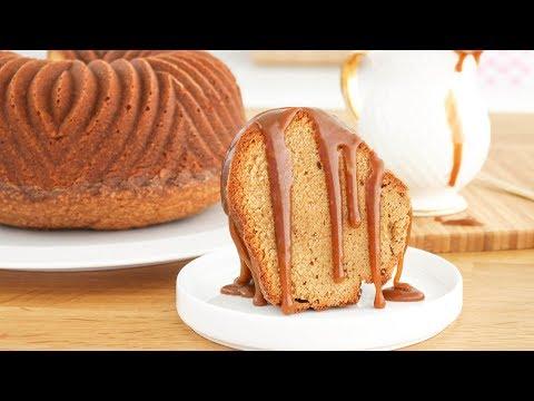 Pound Cake de Baileys y Caramelo ☆ TAN DULCE