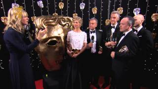 Repeat youtube video Gravity | BAFTA Special Visual Effects Winner 2014