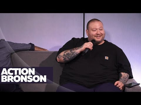 Action Bronson Tells The CRAZY Story Behind His Shaved Face