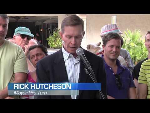 Jeffrey Sanker Star on Palm Springs Walk of Fame