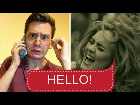 Adele - Hello (Sketch)