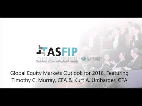 Global Equity Markets Outlook for 2016