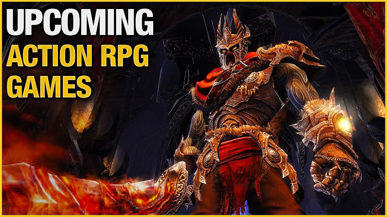 Upcoming Action Rpg Games In 2015  2016  Youtube