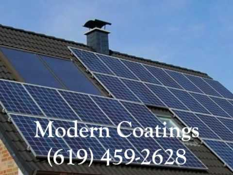 Modern Coatings | Solar Energy Equipment Supplier in San Diego