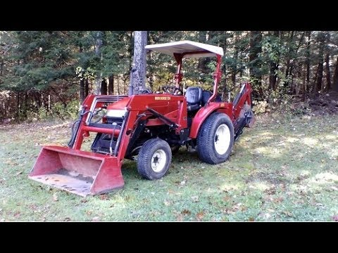 I Bought The Cheapest Tractor On Craigslist  Let's Test It Out!