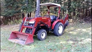 I Bought The Cheapest Tractor On Craigslist. Let's Test It Out!