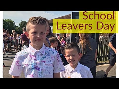 School Leavers Day