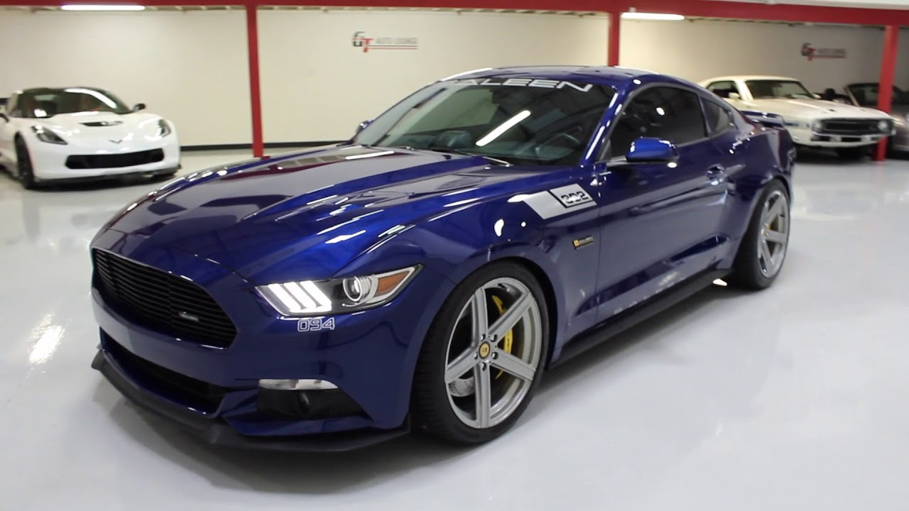 2016 Ford Mustang Saleen S302 Yellow Label for sale in , CA | Stock