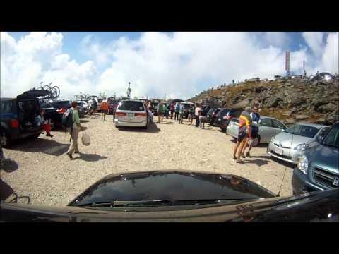 Mt. Washington Auto Road 8-20-2011