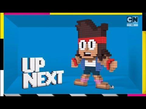 Cartoon Network +1 UK - Continuity (November 11, 2017)