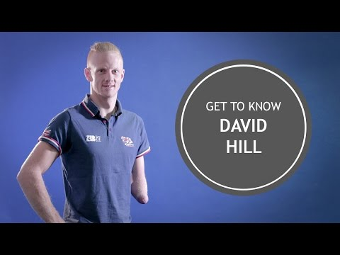 Get to Know David Hill