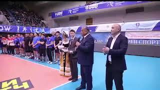 Смотреть видео Москва шаарында депутат К.Нурматов жана кыргыз диаспорасынын жамааты турнир откорду онлайн