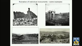The impact of earthquakes on Gerasa and other cities of the Decapolis – Don Boyer