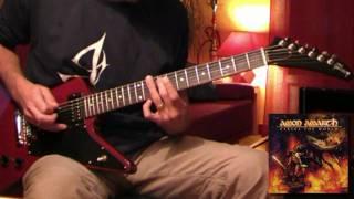 Amon Amarth - Siegreicher Marsch (Victorious Marsch) Guitar Cover - Gibson Explorer