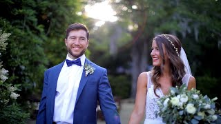 Michael & Kathryn | Wrightsville Manor