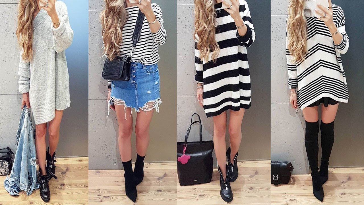 Casual Spring Outfit Ideas Lookbook for Women 2017 2