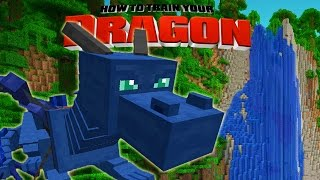 Minecraft - HOW TO TRAIN YOUR DRAGON - Dragon Temples [6]