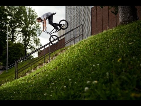 Ride and Seek: BMX Barspins and Burnouts |...